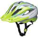 KED Street Pro Cykelhjelm Børn grøn/hvid